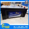 Direkte Batterie 160ah Korea der Fabrik-12V konzipierte Autobatterie Kalziumleitungskabel-Säuremf-JIS