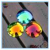 Obiettivo di plastica dell'obiettivo ottico Cr39 dell'obiettivo degli obiettivi degli occhiali da sole