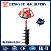 Máquina do perfurador da terra de Hy-Gd680-D-808 68cc da ferramenta de jardim
