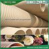 Tubo corrugado de pared doble PVC-U para agua y sistema de drenaje