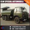 Dongfeng 6X6 8-9t水スプレーのタンク車の水漕のスプレーヤー