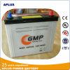 Bateria 12V auto JIS N40L acidificada ao chumbo da potência super padrão