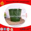 Cubeta de água do esmalte da qualidade de Sunboat/balde da água