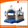 Blue Princess Inflatable Jumping Castle for Kids Party (T2-004)