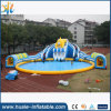 Stationnement gonflable adulte drôle de l'eau avec la piscine