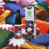 10ml het plastic e-Vloeibare Aroma van het Suikergoed, e-Vloeistof, het Sap van E