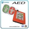 Defibrillator esterno automatizzato apparecchio medico di pronto soccorso portatile (AED)