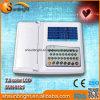 Electrocardiógrafo aprovado ECG barato do monitor de indicador da cor 7CH do Ce