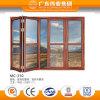 Самая лучшая продавая хорошим дверь складчатости обратной связи гарантированная качеством алюминиевая