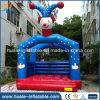 Qualität und preiswertes aufblasbares springendes Haus, aufblasbarer Clown-Prahler
