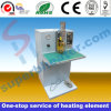 관 히이터를 위한 축적 에너지 점용접 기계 사용