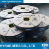 Mangueira da água do PVC Layflat de Colores da manufatura