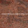 Overstock voerde Veelkleurig Rood Graniet voor Grafsteen of Countertop in