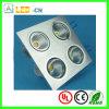 Vierkante Grille Light 4*10W COB LED Grid Light