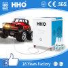 HHO coche de motor de carbono limpiador de la máquina para el mantenimiento del coche