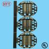 PWB do alumínio da alta qualidade da placa de circuito impresso para o bulbo do diodo emissor de luz