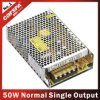50W S Series Normal Single Output Switching Power Supply (S-50W)