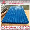 Hoja acanalada galvanizada prepintada del material para techos de las hojas de acero PPGI