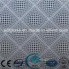 El ácido grabó al agua fuerte el vidrio del vidrio de cristal/helado/arte con el Ce, ISO Sdf032