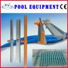 Olympische Pool Gebruikte Grating van de Overstroming van het Zwembad van de Legering van het Aluminium (KF725A)