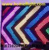 適用範囲が広い表示P18cm 2*3 M LEDビデオカーテンライトDJはショーを上演する