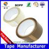 Cinta larga adhesiva piezosensible del rectángulo de la cinta OPP