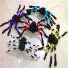 5PCS/Lot, de Decoratie van Halloween, de Grote Spin van Halloween, Spin van de Pluche, 75cm, de Decoratie van de Staaf, Vijf Kleuren