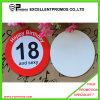 De volledige Embleem Afgedrukte Onderlegger voor glazen van het Document (EP-PC55518)