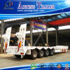Kundenspezifisches 30-80 Tons Truck Semi Low Bed Trailer für Sale