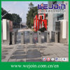 Access Control Full-Automatic Flap Barrier com Smart Design