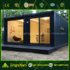 Casa vivente moderna prefabbricata del contenitore