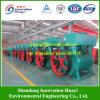 La pompa della raccolta è utilizzata nell'industria ambientale delle acque luride