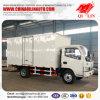Euro 3 Emission Cargo Van Truck van de Verkoop van de fabriek Hete 4X2