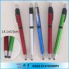 Nouveau Touch Ball Pen avec Colorful Barrel