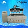 Router do CNC da maquinaria da gravura da mobília com cabeça quatro