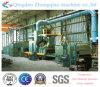 Machine automatique de traitement préparatoire de plat en acier
