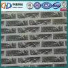Bobina de acero del grano PPGI/PPGL del ladrillo usada en el edificio