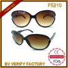Compra maioria dos óculos de sol baratos do preço de China para a senhora (F5210)