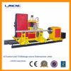 Hohe Präzisions-China CNC-Rohr-Plasma-Ausschnitt-Maschine