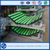 Het effect-Bed van de Carrier van de Transportband van de riem voor Op zwaar werk berekend