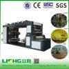 Machines d'impression de Flexo de Livre Blanc du PE Ytb-4600