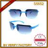 Preiswerte randlose Sonnenbrille-italienische Art mit Ce&FDA (S5652)