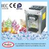 Maquinaria macia Tabletop do gelado de aço inoxidável de três sabores