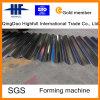 Comité die van het Dak van de Tegel van de kleur het Staal Verglaasde Machine vormen