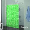 Занавес ванной комнаты занавеса ливня водоустойчивый (JG-207)