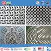 Лист Perforated нержавеющей сетки стальной