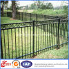 Low Price Wrought Iron Fence/Metal Fence/Steel Fence