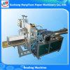 Semi Automatic Toilet Paper Flattening y Bagging Sealing Machine