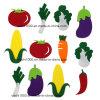 Kind-Puzzlespiel-Spielzeug-Gemüse-und Walldrawing Spielzeug-Filz