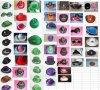 2015 зеленый шлем украшения дня чувствуемого шлема/St. Патрик